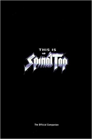 Spinal Tap Music Book